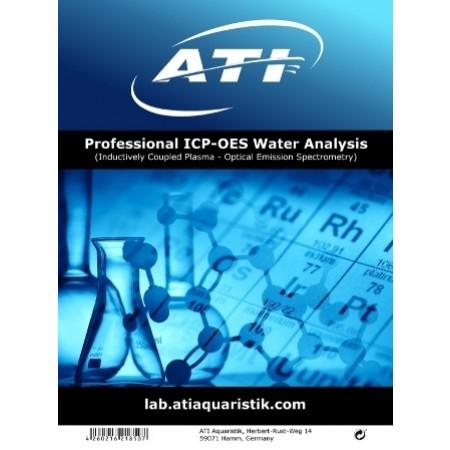 ATT ICP-OES WASSERANALYSE-Test 3er set