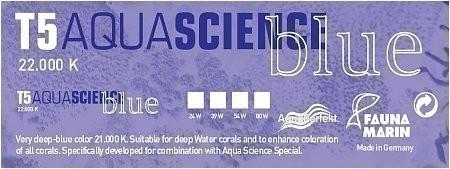 Aqua Science T5 Röhre Blue