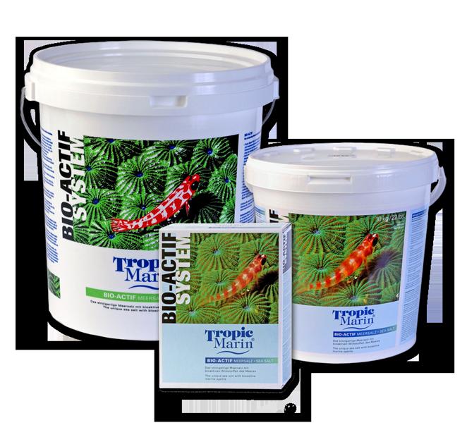 Tropic Marin® BIO-ACTIF Meersalz