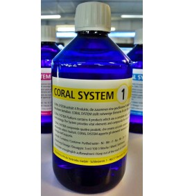 Korallenzucht Coral System 1 - Coloring Agent 1
