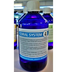 Korallenzucht Coral System 4 - Coloring Agent 4