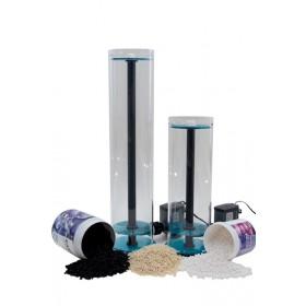 Multifilter 1,5 L mit steuerbarer Pumpe für verschiedene Filtermedien