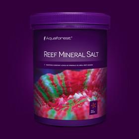 Aqua Forest Reef Mineral Salt