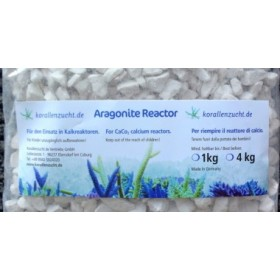 Korallenzucht Aragonit Reactor - grobe Körnung 4 kg
