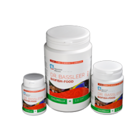 DR. BASSLEER BIOFISH FOOD CHLORELLA L-60 g