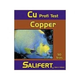 Salifert Kupfer Cu Test