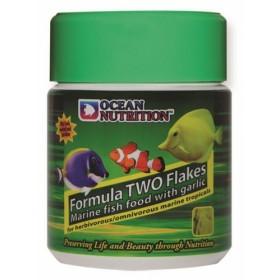 Ocean Nutrition Formula Two Flake mit Knoblauch