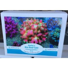 Korallenzucht Reefer´s Bio Reef Salt Premium Quality