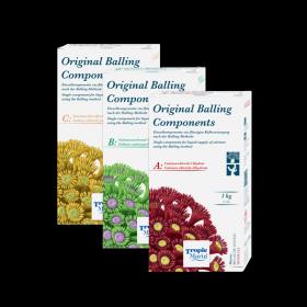 Tropic Marin Bio-Calcium ORIGINAL Balling Set 3 X 1 KG