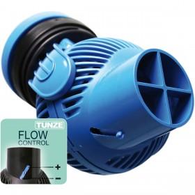 für Aquarien von 40 bis ca. 500 Liter Strömungsleistung: 1.500 bis ca. 4.500 l/h Energieverbrauch: 5 - 7 W Spannung / Frequenz: 230V/50Hz (115V/60Hz) Kabellänge: 2 m Maße: ø70 mm, Ausstoß: ø40/15 mm Magnet Holder mit Silence Klemme bis 15 mm Glasstärke.